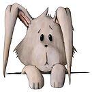 Pocket Bunny by Adam Howie