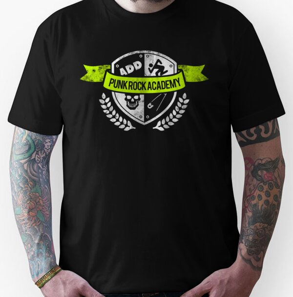 Punk Rock Academy Unisex T-Shirt