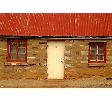 Lucky 13,Cottage S.A. Photographic Print