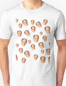 George Costanza Heads T-Shirt