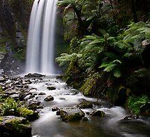 Hopetoun Falls 1 by Paul Moore