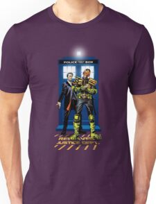 Who Judges The Doctor Unisex T-Shirt
