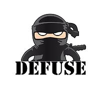 Ninja Defuse by YouCool007