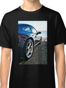 Porsche Carrera at Lower Largo, Scotland Classic T-Shirt