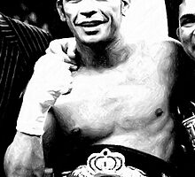 "Arturo ""Thunder"" Gatti  -  April 15, 1972 to July 11, 2009 by mobii"