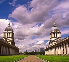 Royal Naval College by John Shingler