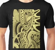 Vulturous Flower  Unisex T-Shirt