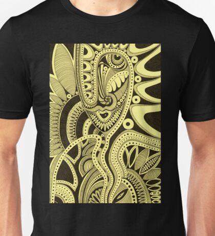 Vulturous Flower  Unisex T-Shirt