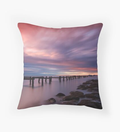 Road to the You Yangs Throw Pillow