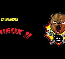 ça va rager sérieux !! by Yutyx