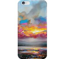 Primary Sky iPhone Case/Skin