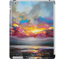 Primary Sky iPad Case/Skin