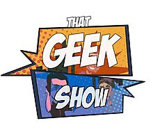 That Geek Show Swag Photographic Print