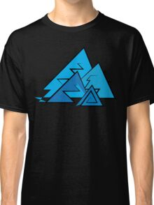 Funky Mountains Classic T-Shirt