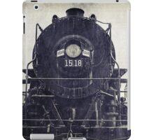 Vintage Steam Engine iPad Case/Skin