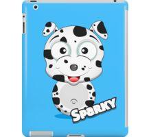 Farm Animal Fun Games - Sparky - Blue iPad Case/Skin
