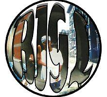 BIG L by fvckrb