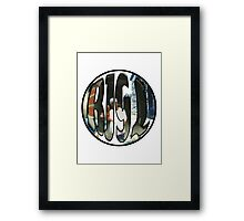 BIG L Framed Print