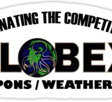 Globex Corporation Sticker