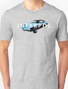 Interpol My Blue Supreme T shirt T-Shirt