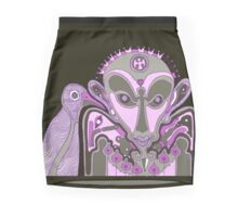 Birdmagic Mini Skirt