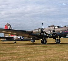 "Boeing B-17G Fortress II 44-8846/F-AZDX ""Pink Lady"" by Colin Smedley"