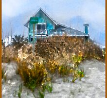 Beach House by depictionsbyJB