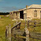 Ruins South Australia by Joe Mortelliti
