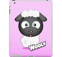 Farm Animal Fun Games - Wooly - Pink Gradient iPad Case/Skin