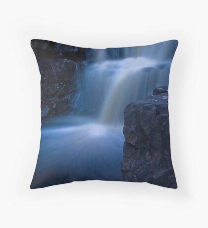 Bowlees Waterfall Throw Pillow