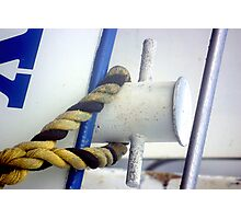 Tied Up Photographic Print