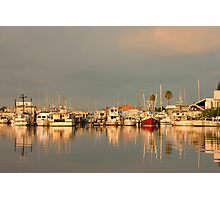 Harbor Light Photographic Print