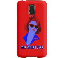 Blue Collar Jane Samsung Galaxy Case/Skin