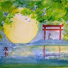 Tranquility by Shoshonan