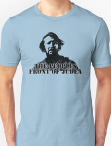The Life of Brian - The Peoples Front of Judea Unisex T-Shirt