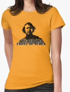 The Life of Brian - The Peoples Front of Judea Womens Fitted T-Shirt