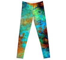 Watercolour 2 Leggings