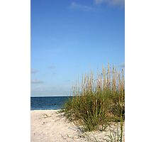 Tropical Beach Views Photographic Print