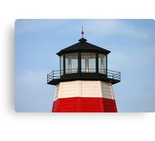 Johns Pass Lighthouse Canvas Print