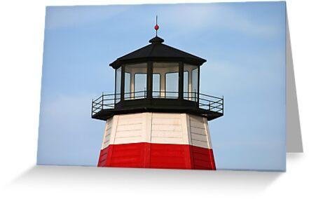 Johns Pass Lighthouse by kinz4photo