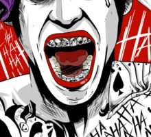 """Suicide Squad"" Joker Sticker"