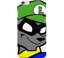 Sly Luigi iPhone Case/Skin
