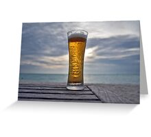 If Only Every Beer Greeting Card