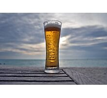 If Only Every Beer Photographic Print