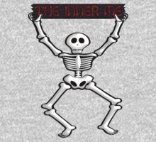 Inner Me .. a skeleton by LoneAngel