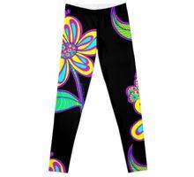 Flower & Butterfly Leggings