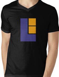 Lunar Mens V-Neck T-Shirt
