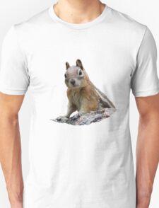 Ground Squirrel on Stage Unisex T-Shirt