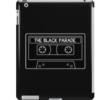 The Black Parade cassette tape iPad Case/Skin