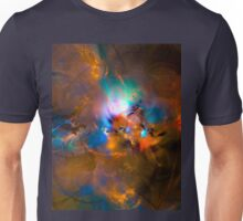 Hanging in the balance of reality - Colorful Digital Abstract Art  Unisex T-Shirt